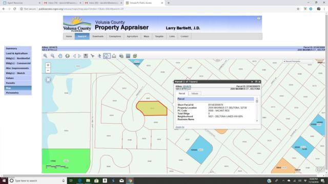 2505 Maximus Court, Deltona, FL 32738 (MLS #1050452) :: Beechler Realty Group
