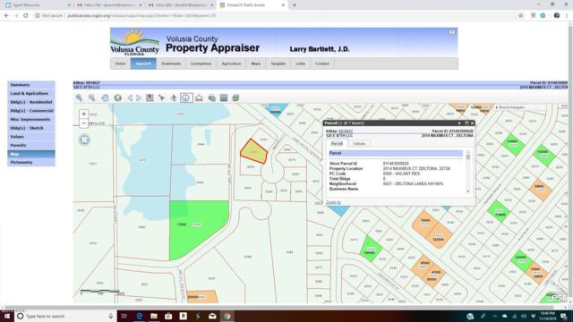 2514 Maximus Court, Deltona, FL 32738 (MLS #1050454) :: Beechler Realty Group