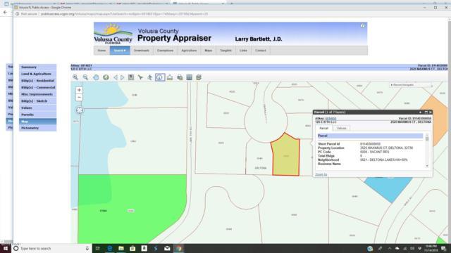 2525 Maximus Court, Deltona, FL 32738 (MLS #1050457) :: Beechler Realty Group