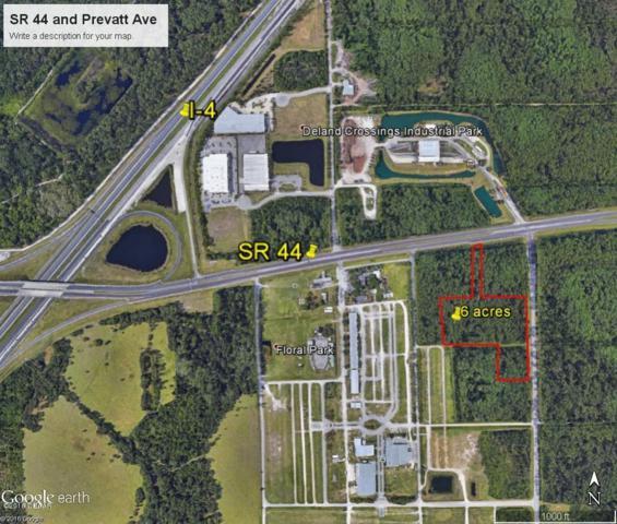 00 N Prevatt Avenue, Deland, FL 32724 (MLS #1050517) :: Memory Hopkins Real Estate