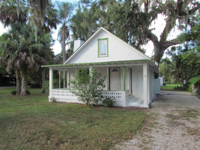 828 Valencia Avenue, Daytona Beach, FL 32114 (MLS #1050520) :: Memory Hopkins Real Estate
