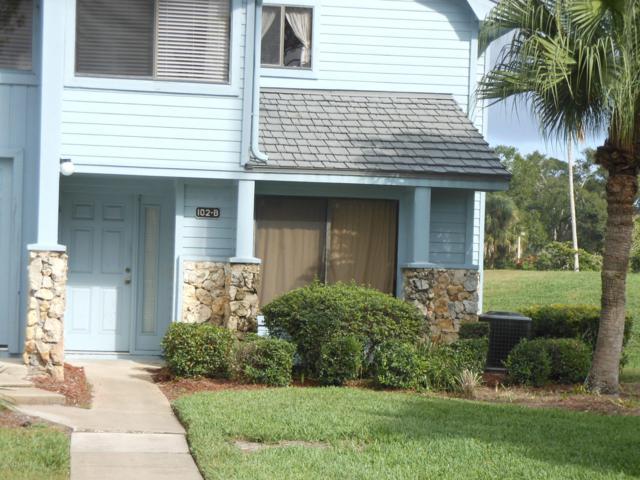 102 Blue Heron Drive B, Daytona Beach, FL 32119 (MLS #1050528) :: Beechler Realty Group