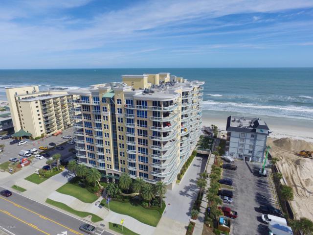 3703 S Atlantic Avenue #408, Daytona Beach Shores, FL 32118 (MLS #1050552) :: Memory Hopkins Real Estate