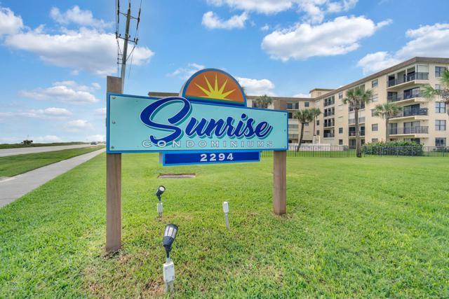 2294 Ocean Shore Boulevard #4020, Ormond Beach, FL 32176 (MLS #1050642) :: Memory Hopkins Real Estate