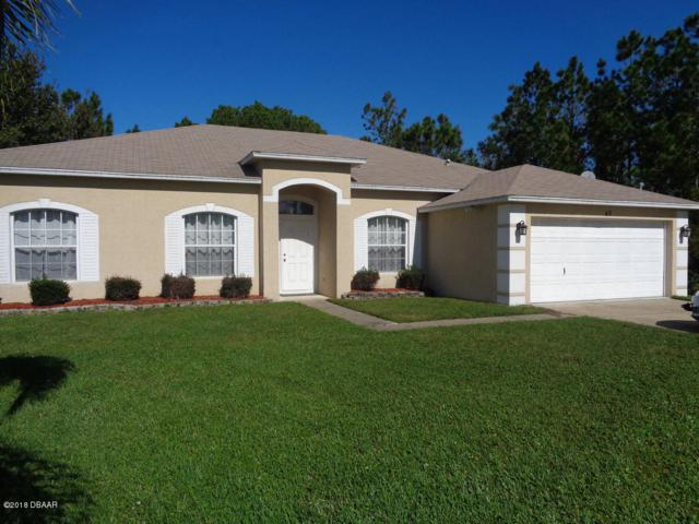 42 Butternut Drive, Palm Coast, FL 32137 (MLS #1050651) :: Memory Hopkins Real Estate