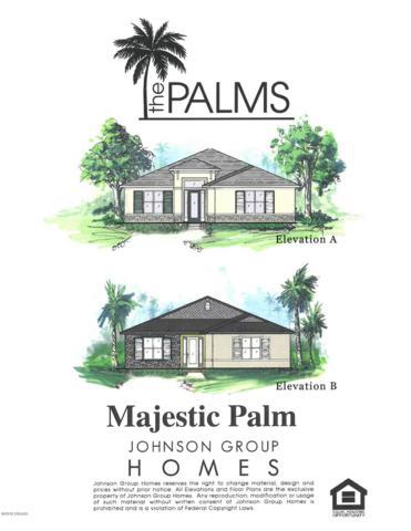 266 Venetian Palms Lot 40, New Smyrna Beach, FL 32168 (MLS #1050955) :: Beechler Realty Group