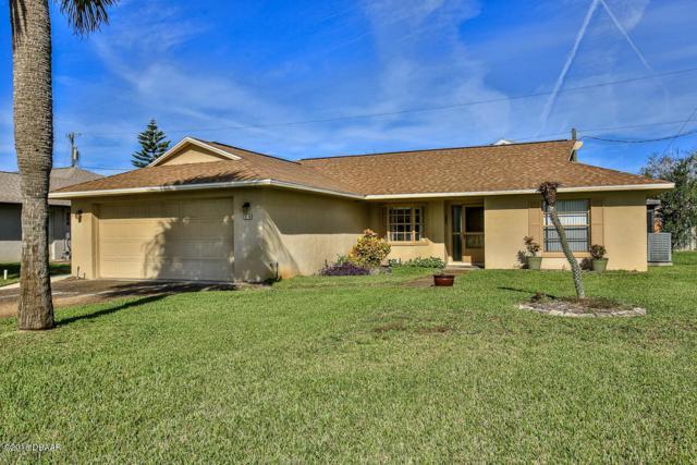 29 Sea Gull Drive, Ormond Beach, FL 32176 (MLS #1051254) :: Cook Group Luxury Real Estate
