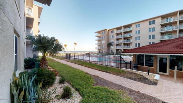 4155 S Atlantic Avenue #104, New Smyrna Beach, FL 32169 (MLS #1051259) :: Beechler Realty Group