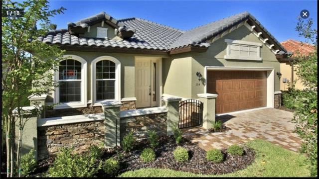 114 Via Roma, Ormond Beach, FL 32174 (MLS #1051272) :: Memory Hopkins Real Estate