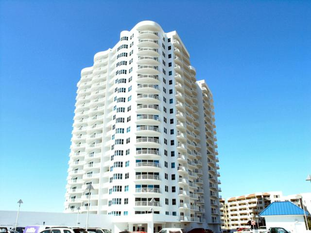2 Oceans West Boulevard #1203, Daytona Beach Shores, FL 32118 (MLS #1051315) :: Beechler Realty Group