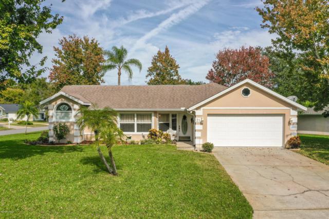 21 Parkview Lane, Ormond Beach, FL 32174 (MLS #1051333) :: Beechler Realty Group