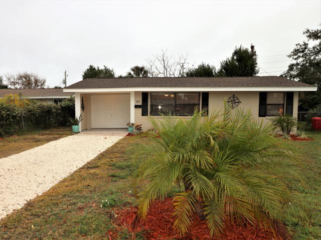45 River Drive, Ormond Beach, FL 32176 (MLS #1051351) :: Beechler Realty Group