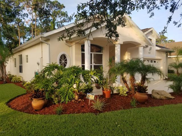 46 Canterbury Woods, Ormond Beach, FL 32174 (MLS #1051389) :: Beechler Realty Group