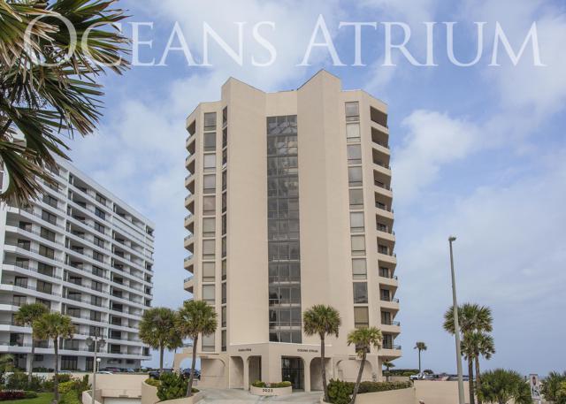 3023 S Atlantic Avenue #505, Daytona Beach Shores, FL 32118 (MLS #1051391) :: Beechler Realty Group