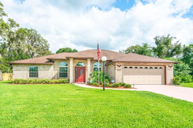 512 Sun Lake Drive, Port Orange, FL 32127 (MLS #1051442) :: Cook Group Luxury Real Estate
