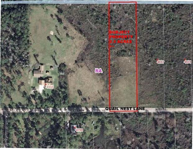 0 Quail Nest Lane, New Smyrna Beach, FL 32168 (MLS #1051896) :: Cook Group Luxury Real Estate