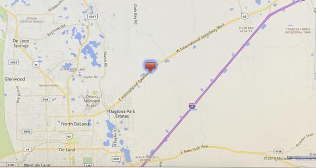 Bk1 Lt10 E International Speedway Boulevard, Deland, FL 32724 (MLS #1052041) :: Memory Hopkins Real Estate