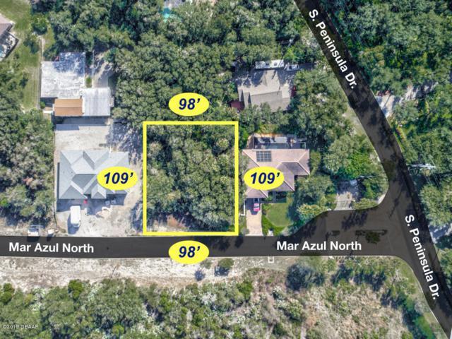 29 N Mar Azul, Ponce Inlet, FL 32127 (MLS #1052159) :: Memory Hopkins Real Estate
