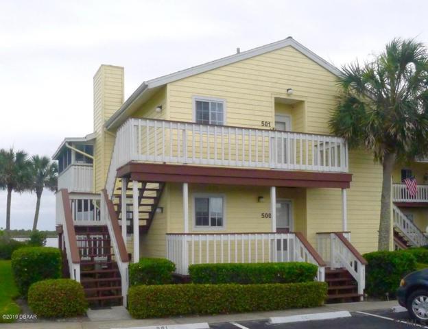 501 Ocean Marina Drive #501, Flagler Beach, FL 32136 (MLS #1052496) :: Cook Group Luxury Real Estate