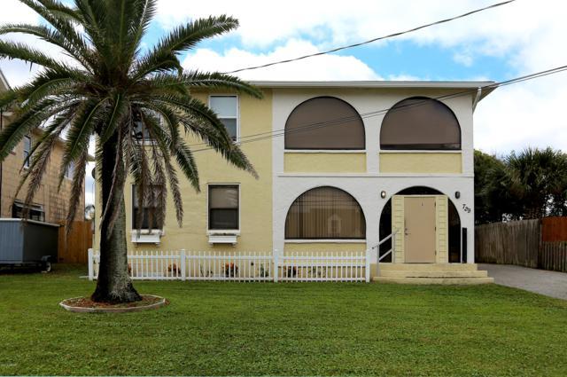 729 N Grandview Avenue, Daytona Beach, FL 32118 (MLS #1052606) :: Cook Group Luxury Real Estate