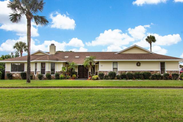 961 Pelican Bay Drive, Daytona Beach, FL 32119 (MLS #1052805) :: Memory Hopkins Real Estate