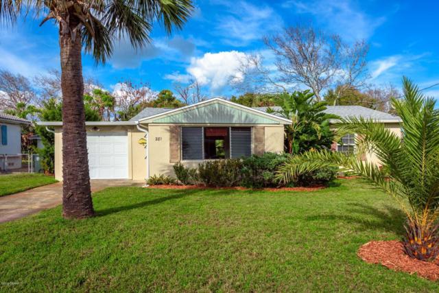 281 Brookline Avenue, Daytona Beach, FL 32118 (MLS #1052807) :: Memory Hopkins Real Estate