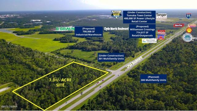 0 Lpga Boulevard, Daytona Beach, FL 32117 (MLS #1052846) :: Memory Hopkins Real Estate