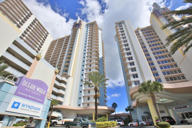 300 N Atlantic Avenue #410, Daytona Beach, FL 32118 (MLS #1052869) :: Memory Hopkins Real Estate
