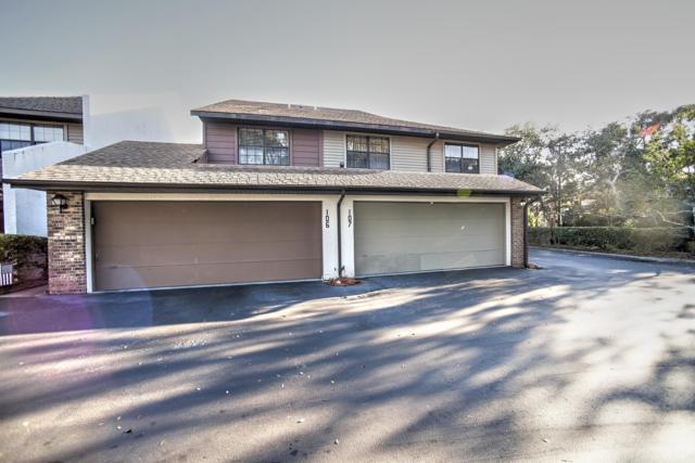 60 N Halifax Drive #106, Ormond Beach, FL 32176 (MLS #1052877) :: Memory Hopkins Real Estate