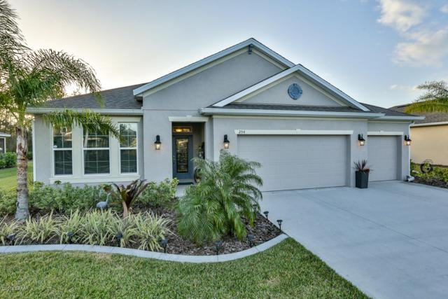 254 River Vale Lane, Ormond Beach, FL 32174 (MLS #1053009) :: Cook Group Luxury Real Estate
