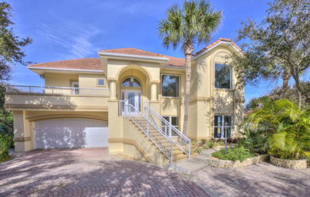 34 Coastal Oaks Circle, Ponce Inlet, FL 32127 (MLS #1053597) :: Beechler Realty Group