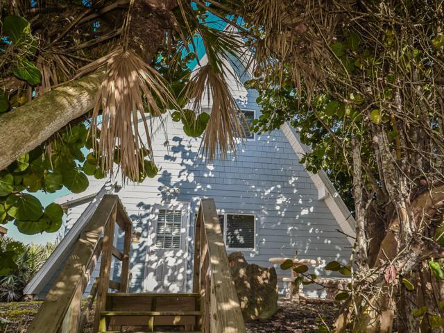 7107 S Atlantic Avenue, New Smyrna Beach, FL 32169 (MLS #1053599) :: Memory Hopkins Real Estate