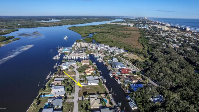 120 Ponce De Leon Circle, Ponce Inlet, FL 32127 (MLS #1053715) :: Beechler Realty Group