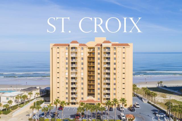 3145 S Atlantic Avenue #502, Daytona Beach Shores, FL 32118 (MLS #1053823) :: Cook Group Luxury Real Estate
