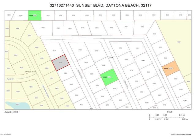 1440 Sunset Boulevard, Daytona Beach, FL 32117 (MLS #1053839) :: Cook Group Luxury Real Estate