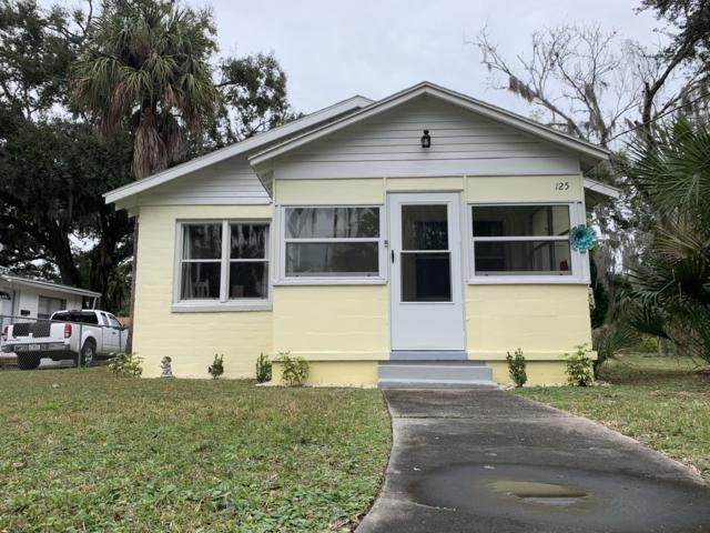 125 N Caroline Street, Daytona Beach, FL 32114 (MLS #1053868) :: Memory Hopkins Real Estate