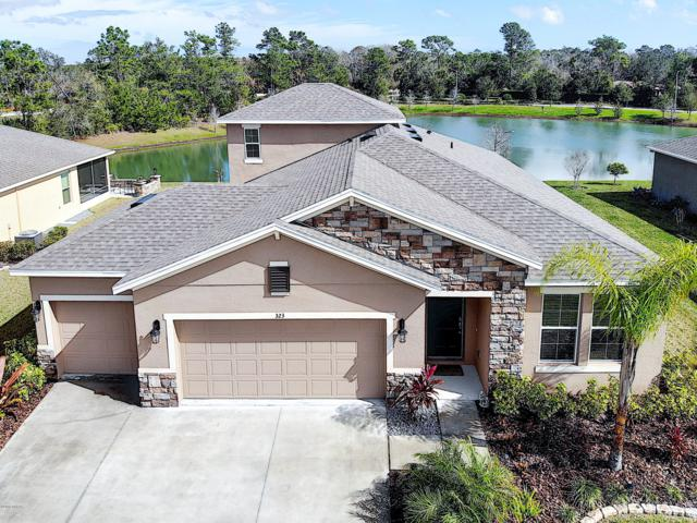 323 River Vale Lane, Ormond Beach, FL 32174 (MLS #1053875) :: Cook Group Luxury Real Estate