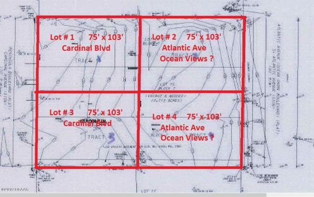 3830 S Atlantic Avenue, Daytona Beach Shores, FL 32118 (MLS #1053879) :: Cook Group Luxury Real Estate