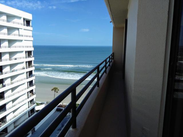 3023 S Atlantic Avenue #1001, Daytona Beach Shores, FL 32118 (MLS #1053935) :: Beechler Realty Group