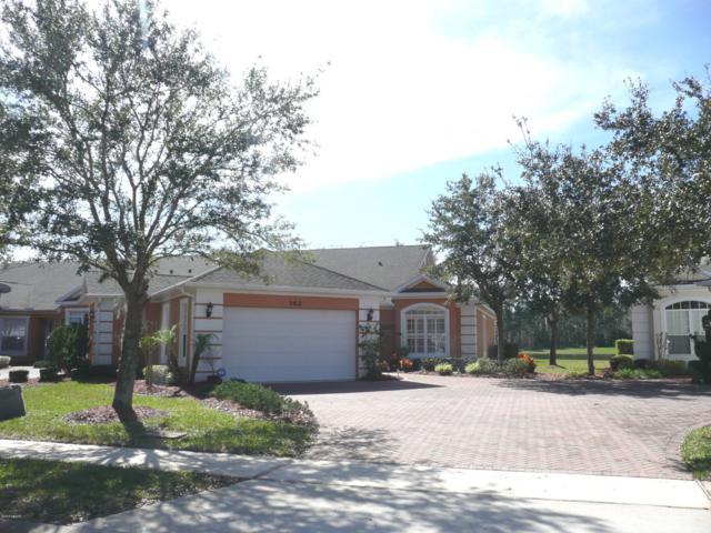 162 Sedona Circle, Daytona Beach, FL 32124 (MLS #1053957) :: Cook Group Luxury Real Estate