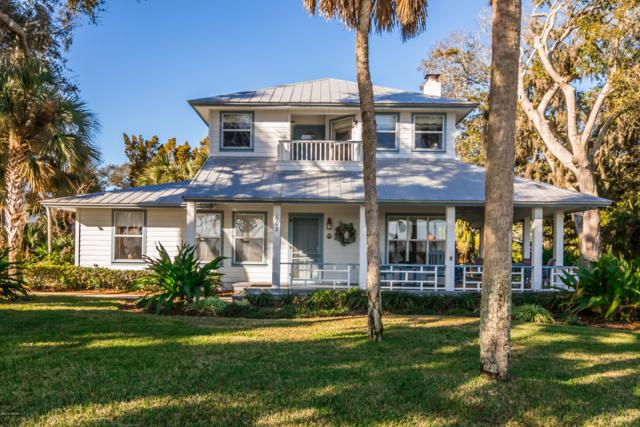 602 N Riverside Drive, New Smyrna Beach, FL 32168 (MLS #1053992) :: Cook Group Luxury Real Estate