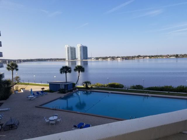 935 N Halifax Avenue #206, Daytona Beach, FL 32118 (MLS #1054013) :: Beechler Realty Group