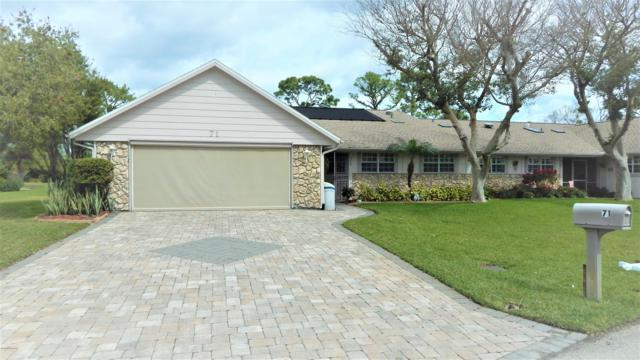 71 Lake Fairgreen Circle, New Smyrna Beach, FL 32168 (MLS #1054027) :: Cook Group Luxury Real Estate