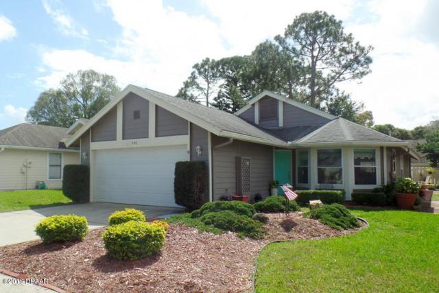 988 S Lakewood Terrace, Port Orange, FL 32127 (MLS #1054260) :: Cook Group Luxury Real Estate