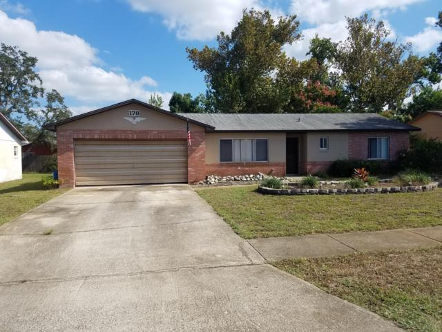 178 Brandy Hills Drive, Port Orange, FL 32129 (MLS #1054296) :: Cook Group Luxury Real Estate