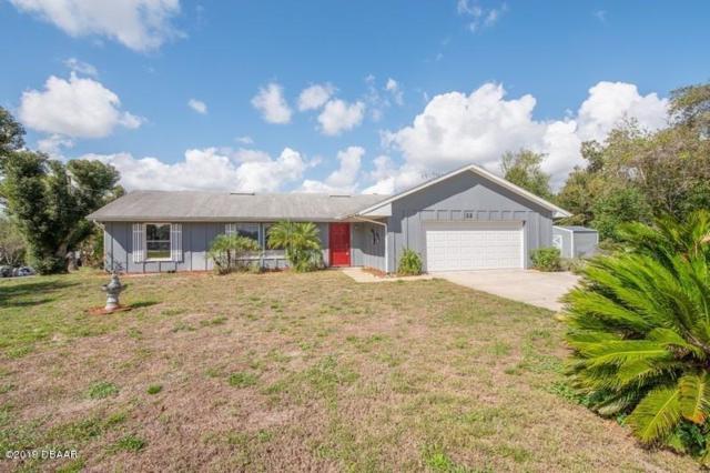 22 Estrella Road, Debary, FL 32713 (MLS #1054457) :: Memory Hopkins Real Estate