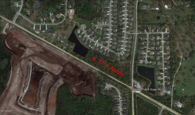 0 W Pioneer Trail Trail, New Smyrna Beach, FL 32168 (MLS #1054707) :: Memory Hopkins Real Estate