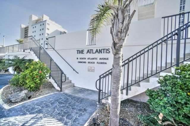 111 S Atlantic Avenue #203, Ormond Beach, FL 32176 (MLS #1054875) :: Cook Group Luxury Real Estate