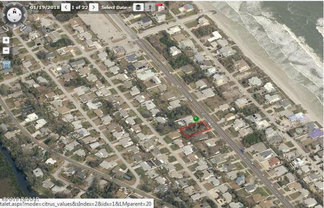 4620 S Atlantic Avenue, New Smyrna Beach, FL 32169 (MLS #1054887) :: Memory Hopkins Real Estate