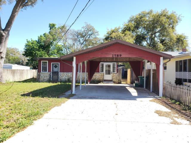 1589 Selma Avenue, Holly Hill, FL 32117 (MLS #1054913) :: Cook Group Luxury Real Estate